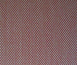 Gule, hvite og røde tråder